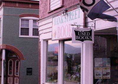 Bank Street Books Luray VA
