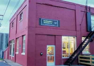 Hawksbill Brewing Company Luray VA