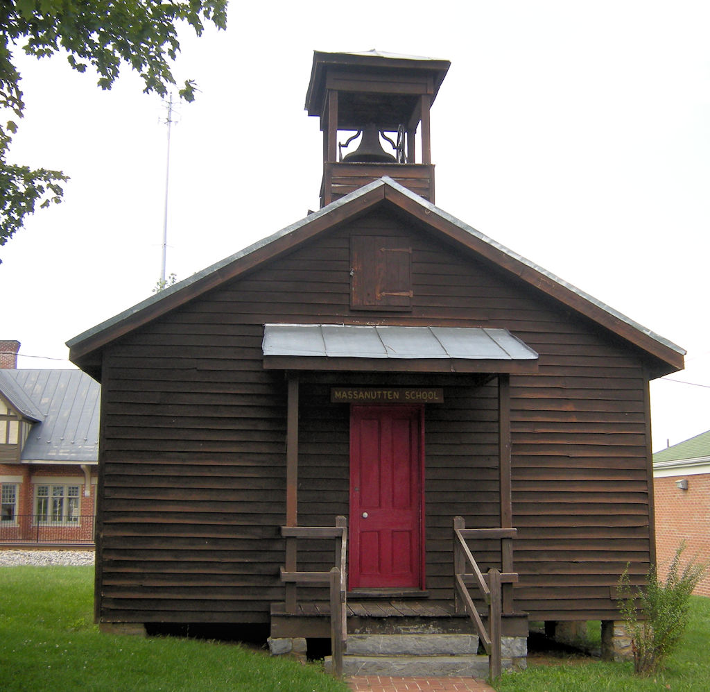 Old Massanutten One Room School House