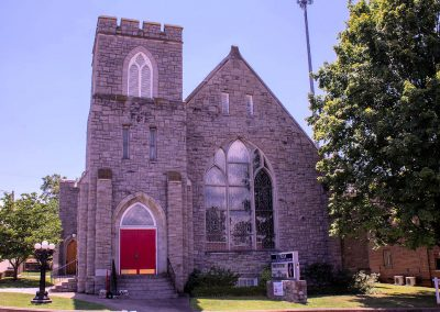 United Methodist Church Luray VA