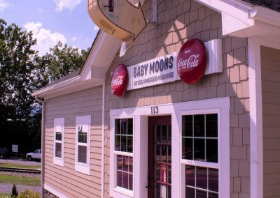 Baby Moons Restaurant Luray VA