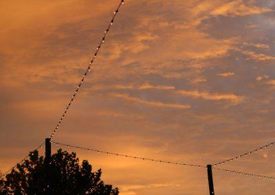 Evening on the Bridge