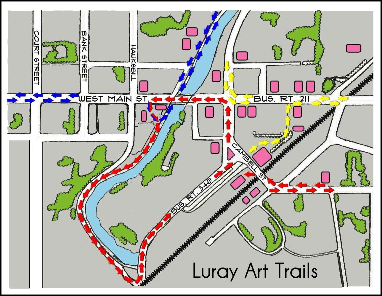 Luray Art Trails