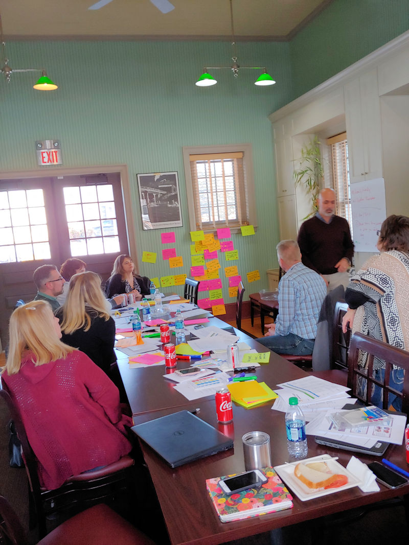 Luray Downtown Initiative Strategy Workshop 2019