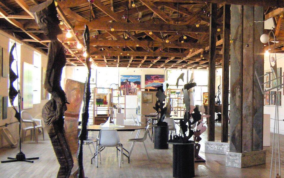 Warehouse Art Gallery Luray VA